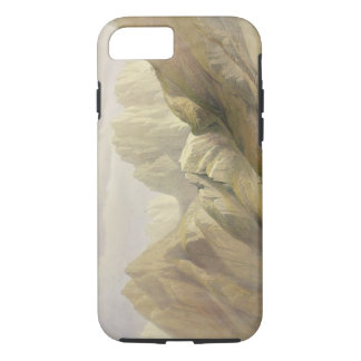 Ascent of the Lower Range of Sinai, February 18th iPhone 8/7 Case