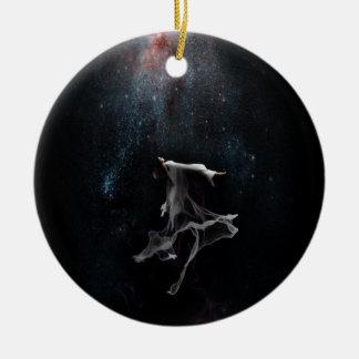 Ascention Ceramic Ornament