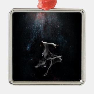 Ascention Metal Ornament
