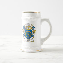 Asch Family Crest Mug