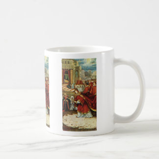 Aschaffenburg Altar Right Wing Founding Of Santa Coffee Mugs