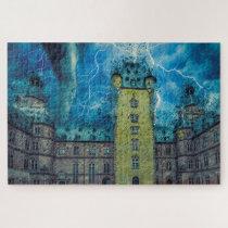 Aschaffenburg Castle. Jigsaw Puzzle