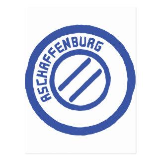 Aschaffenburg Postcard