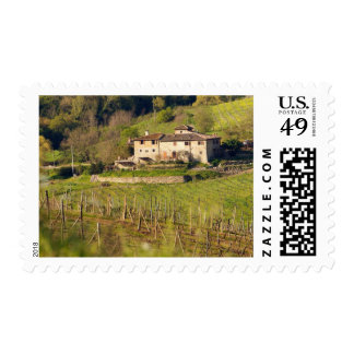 Aschuito, a working farm that accepts guests, postage