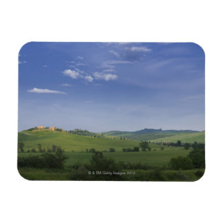 Asciano, Crete Senesi, Siena Province, Tuscany, Magnet