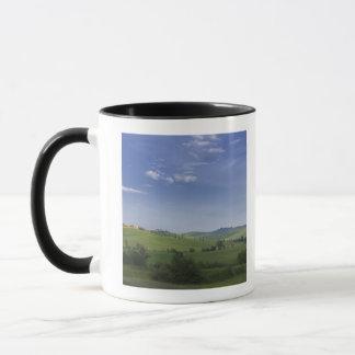 Asciano, Crete Senesi, Siena Province, Tuscany, Mug