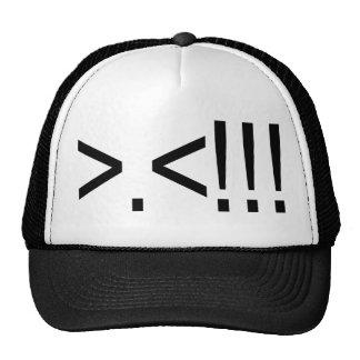 ASCII Rage Face Trucker Hat