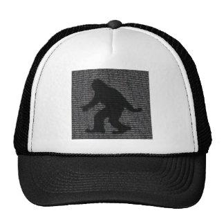 Ascii Squatch Trucker Hat