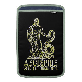 Asclepius MacBook Sleeve