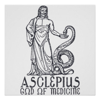 Asclepius Poster