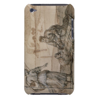 Asclepius Reviving Hippolytus (pen & ink, wash and Barely There iPod Cover