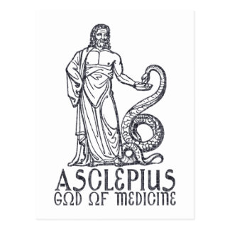 Asclepius Postales