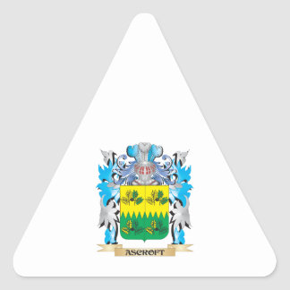 Ascroft Coat Of Arms Stickers
