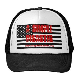 ASD Baseball Cap Hat