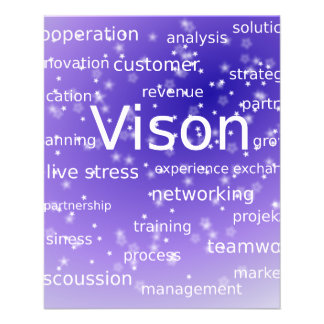 asdf-273512 MOTIVATIONAL BUSINESS ETHICS VISION ST Full Color Flyer