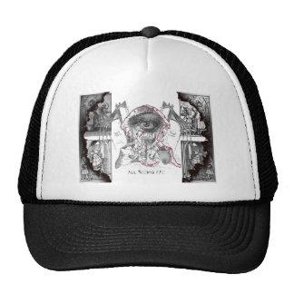 ASE 'Eye of Hell' Cap Trucker Hat