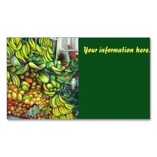 Aseado, dulce y en el bolsillo lateral, México Tarjetas De Visita Magnéticas (paquete De 25)