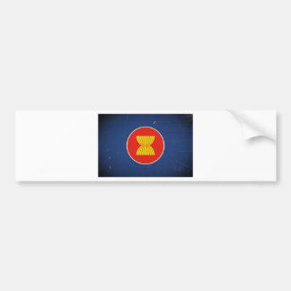 asean bumper sticker