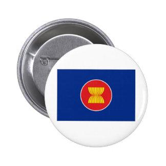 ASEAN Flag 2 Inch Round Button
