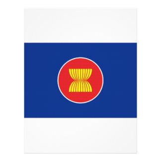 "ASEAN Flag 8.5"" X 11"" Flyer"