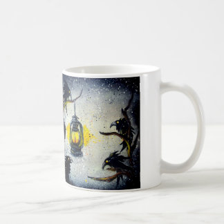 Asesinato de la taza de café de los cuervos