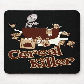 Asesino $15,95 del cereal tapetes de ratones