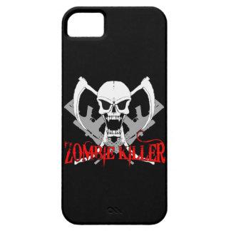 asesino 3 del zombi funda para iPhone 5 barely there