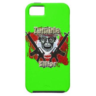 Asesino 4 del zombi funda para iPhone SE/5/5s