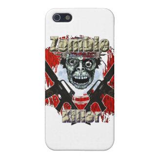 Asesino 4 del zombi iPhone 5 carcasa