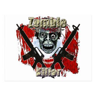 Asesino 4 del zombi postal