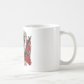 Asesino 4 del zombi taza de café