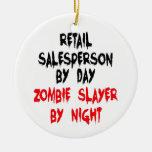 Asesino al por menor del zombi del vendedor ornatos