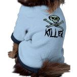 Asesino Camisas De Perritos