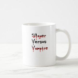 Asesino contra la taza del vampiro