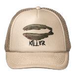 asesino de la trucha gorra