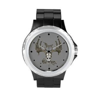 Asesino de los ciervos relojes de pulsera