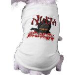 Asesino de Ninja Camisetas De Mascota