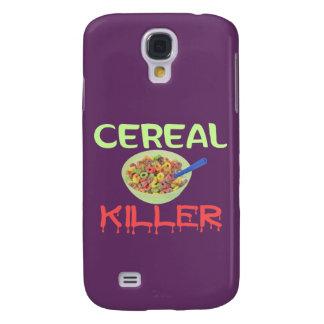Asesino del cereal carcasa para galaxy s4