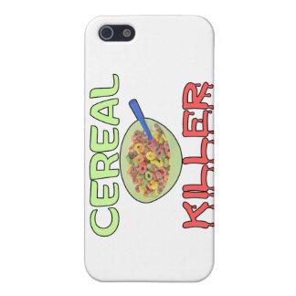 Asesino del cereal iPhone 5 carcasa