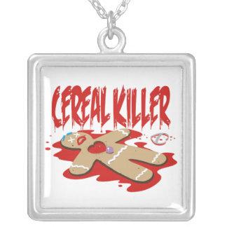 Asesino del cereal colgante personalizado