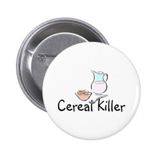 Asesino del cereal pins