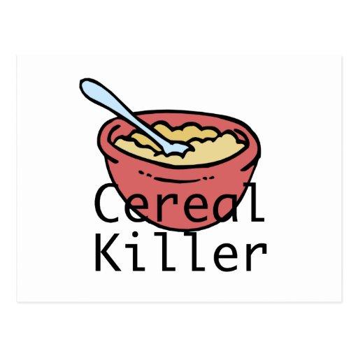 Asesino del cereal postal