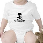 Asesino del cereal traje de bebé