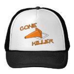Asesino del cono gorras de camionero