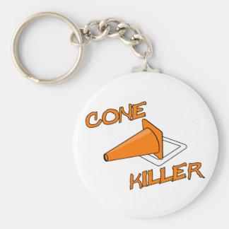 Asesino del cono llavero