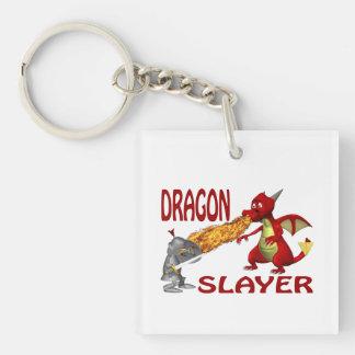 Asesino del dragón llavero