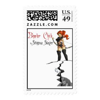 asesino del estigma del punto de ebullición timbres postales