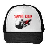 Asesino del vampiro gorra