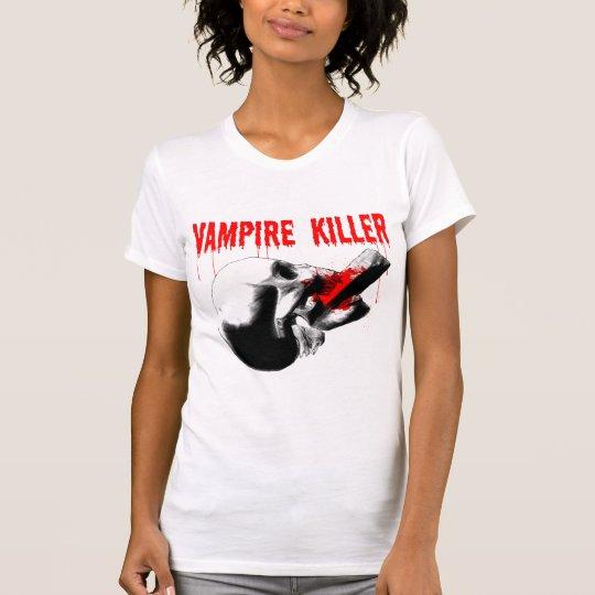 Asesino del vampiro playera