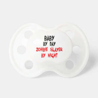 Asesino del zombi del bebé chupetes para bebes